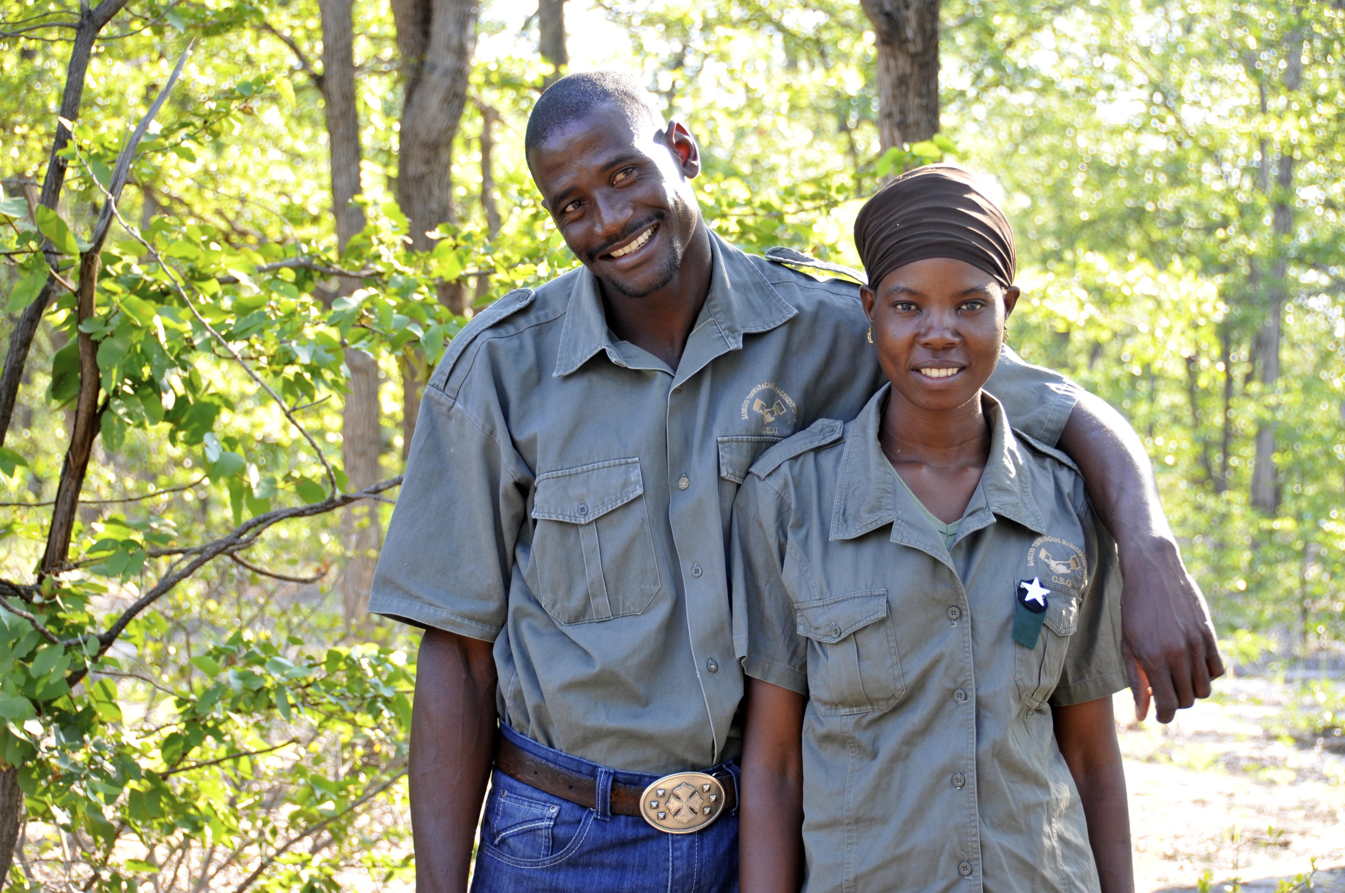 Botswana Escort Guides